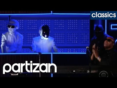 WARREN FU - DAFT PUNK (GET LUCKY LIVE, feat. PHARRELL WILLIAMS & STEVIE WONDER) - GRAMMY AWARDS - YouTube
