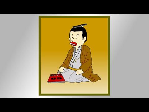 つボイノリオ先生改「吉田松陰物語」 - YouTube