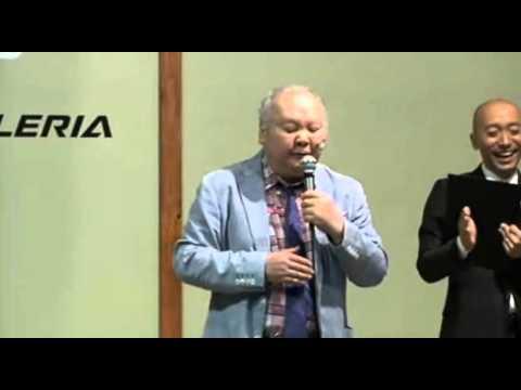 【加藤一二三】ひふみんのカラオケ熱唱に会場大爆笑www【放送事故】 - YouTube