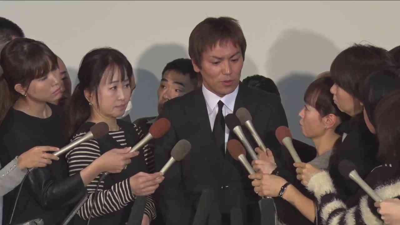 【全編】狩野英孝さんが会見「大人として付き合っていた」 (2017年1月21日) - YouTube
