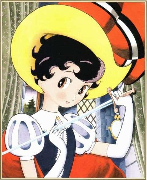 アニメ、漫画の中性的なキャラ!