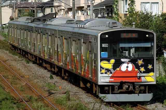 電車好きな人集まれ~! 面白いラッピング電車を語ろう(^_^)
