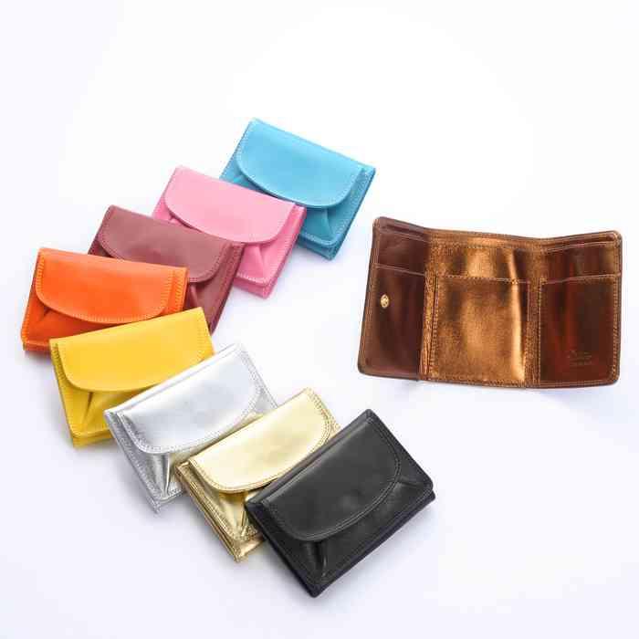 婦人三つ折財布|婦人用品|WAKOオンラインストア|銀座・和光