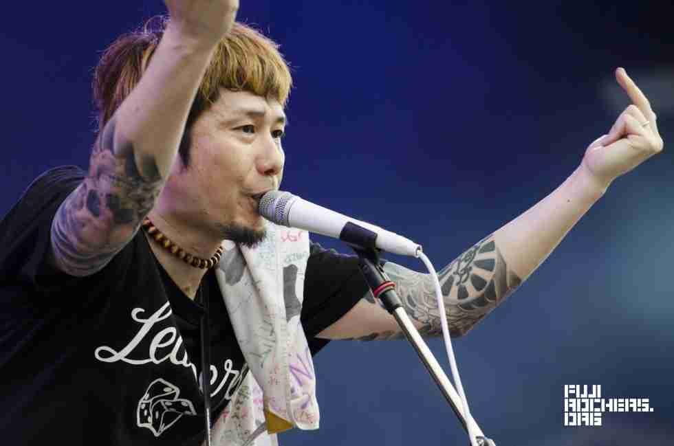 Ken Yokoyama  |  FUJIROCK EXPRESS '16