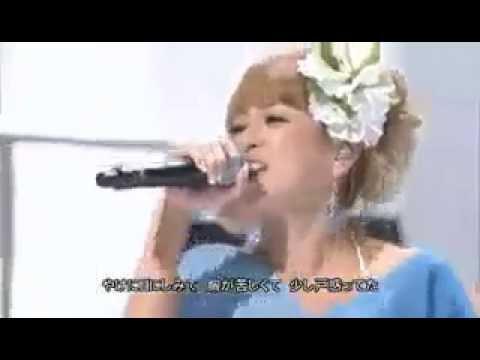 【番外】浜崎あゆみ とうとうおばちゃんたちに歌わす - YouTube