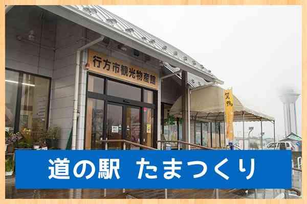 道の駅 たまつくり | 観光いばらき(茨城県の観光情報ポータルサイト)
