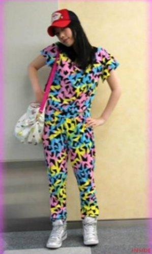 仲里依紗「ピンクの極み」ド派手なディズニーコーデが話題「似合いすぎ」「遭遇したい」