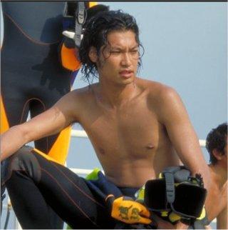 【下ネタ注意】斎藤工、「海猿」撮影時に総合優勝したもの