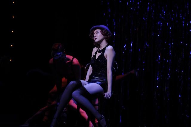 長澤まさみ、初ミュージカル「キャバレー」で大胆な歌&ダンス披露 - ステージナタリー