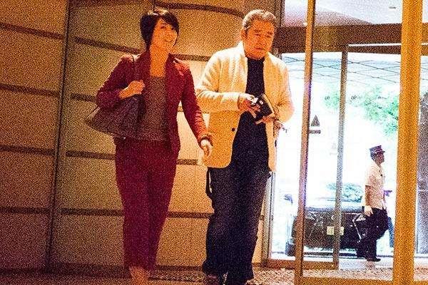 松方弘樹の愛人、山本万里子が告白「妻としてずっと支えていく」 - ライブドアニュース