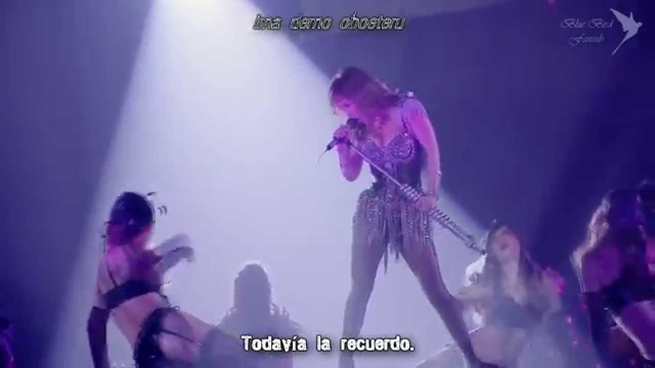 Ayumi Hamasaki - Because of you ~PSC~ [sub esp + romaji] - YouTube