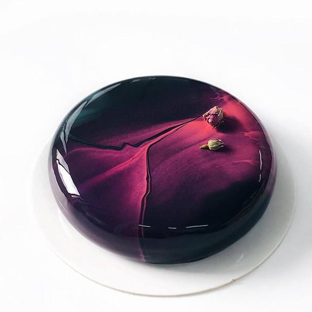 製作日数は3日 まるでガラス細工なムースケーキ - ライブドアニュース