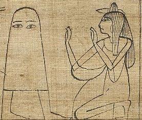 メジェド様がネットで大人気!エジプトの神様「メジェド」とは? - NAVER まとめ