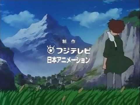 ロミオの青い空 OP 「空へ...」 - YouTube