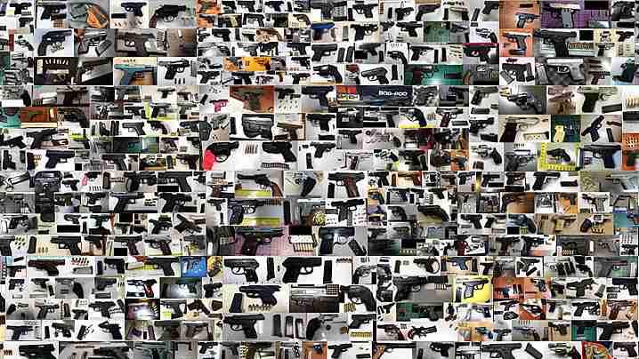 手裏剣手裏剣、また手裏剣。アメリカ運輸保安局が没収した武器がたくましい|ギズモード・ジャパン