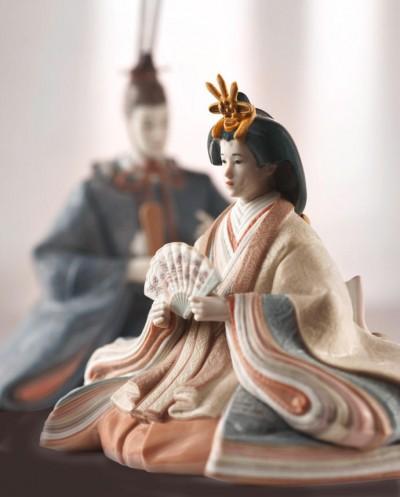「リヤドロの雛人形」が大人気!おしゃれな陶器の雛人形とは?  |  人気の雛人形 2017年度