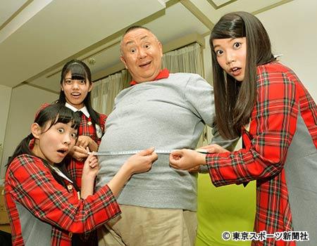 松村邦洋「ライザップの壁」1か月たっても体重110キロのまま