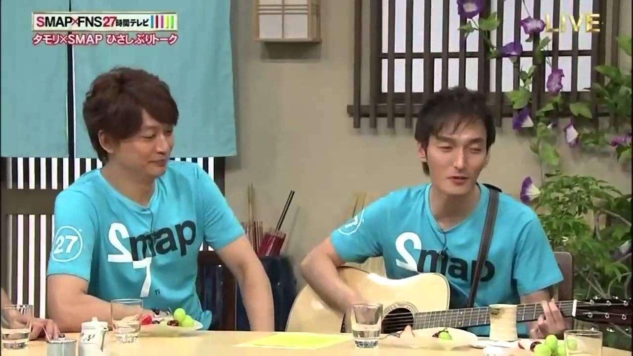 SMAP×FNS27 時間テレビ #19 p2 - YouTube