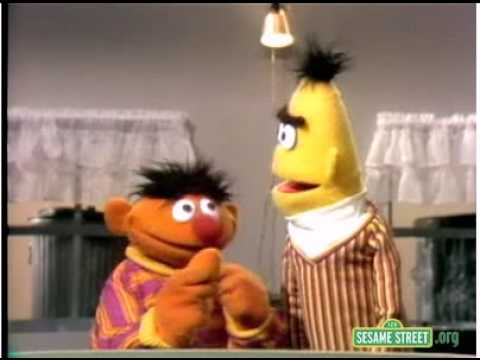 Sesame street : Bert's big sneeze - YouTube