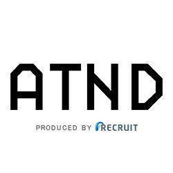 イベント開催支援ツール アテンド : ATND