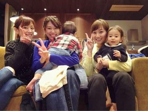 藤本美貴家でハロプロ・ママ会 マー君&里田まいの長男はパパ似でビッグ