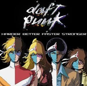 Daft punk 好きな方