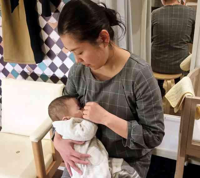 公共の場で授乳、どうすればよい? 海外は、日本は… (朝日新聞デジタル) - Yahoo!ニュース