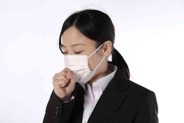 咳が止まらないとき