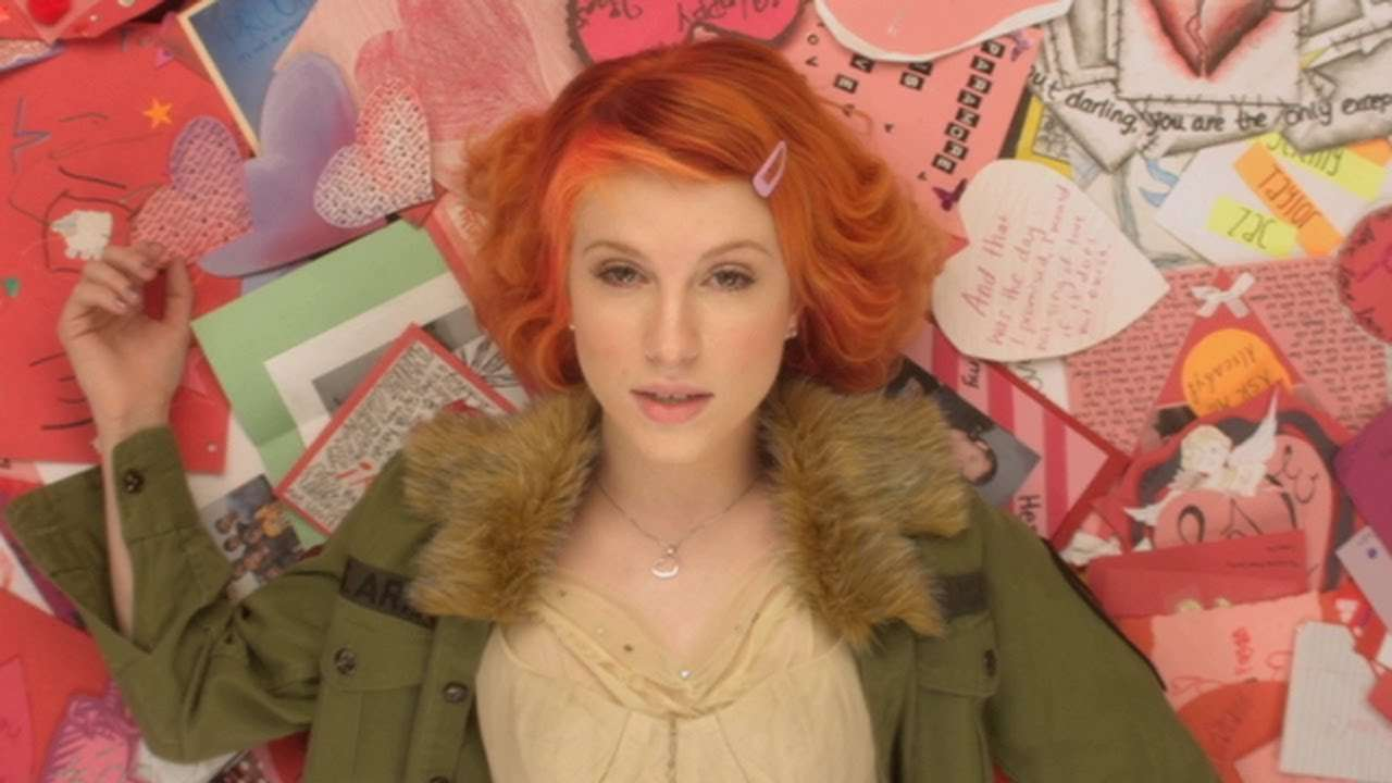 Paramore: The Only Exception [OFFICIAL VIDEO] - YouTube