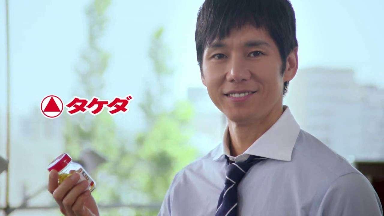 西島秀俊が出演するアリナミンEXのCMに「顔面違和感」の声が続出!