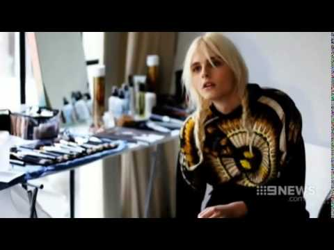 Andreja Pejic--Reactions to her transition - YouTube