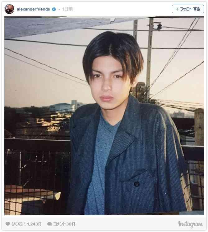 城田優、少年時代の写真公開「13歳でこの完成度はやばすぎ」「すでに出来上がってる」と驚きの声