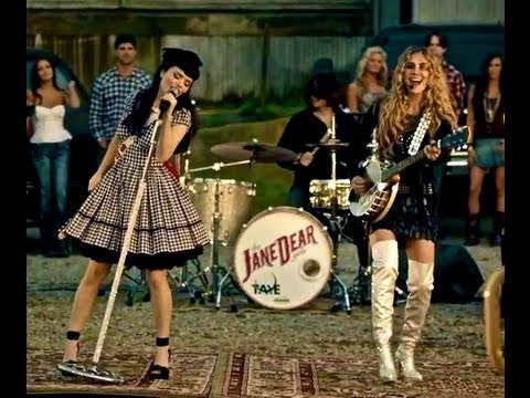 the JaneDear girls - Shotgun Girl (Official Music Video) - YouTube