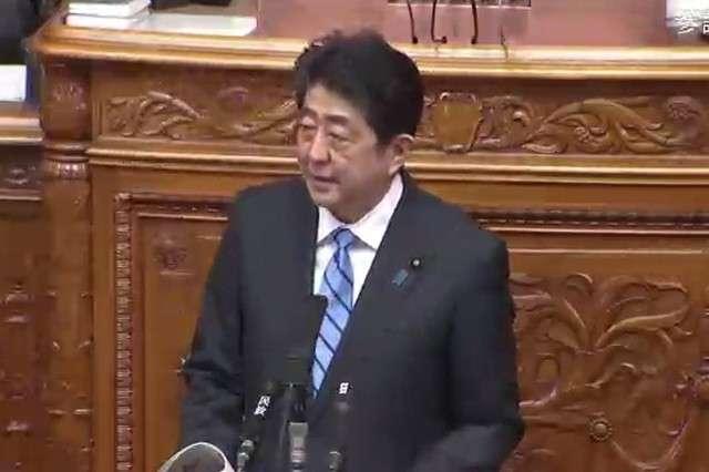 安倍晋三首相が「訂正でんでん」と国会で発言 「うんぬん」読み間違えた? - ライブドアニュース