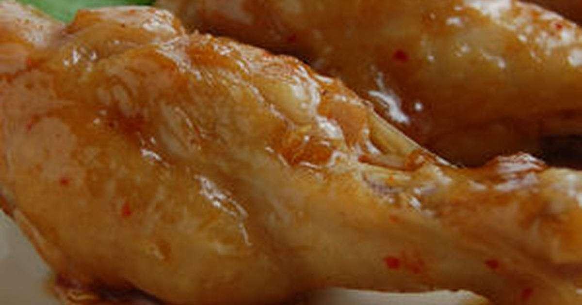 鶏手羽元のスイートチリ煮 by たうんびー [クックパッド] 簡単おいしいみんなのレシピが258万品