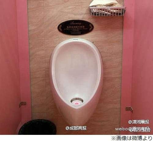 大学の女子トイレに立ち便器、批判が殺到 | Narinari.com