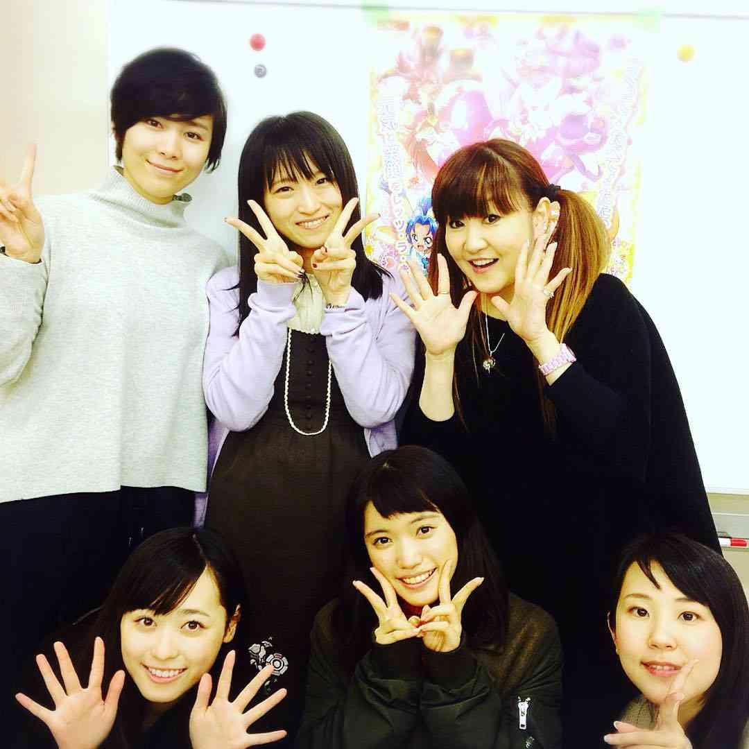 美山加恋、福原遥がプリキュア声優に 新作キャスト発表
