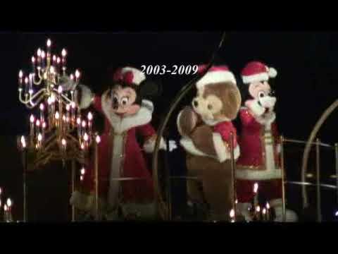 キャンドルライト リフレクションズ 東京ディズニーシー Welcome to Christmas - YouTube