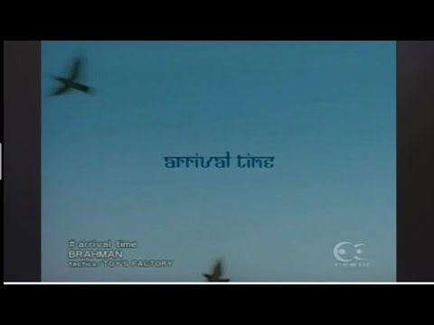 Brahman ブラフマン - Arrival time Lyrics 歌詞 - YouTube