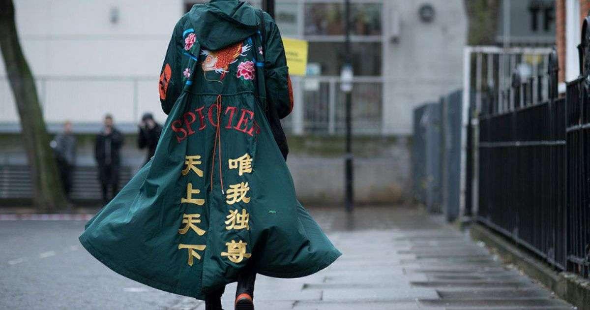 ロンドンでは、日本の暴走族の特攻服が最先端ファッションに!「かっこいい」「地元はロンドンの先を行っていた」 - Togetterまとめ