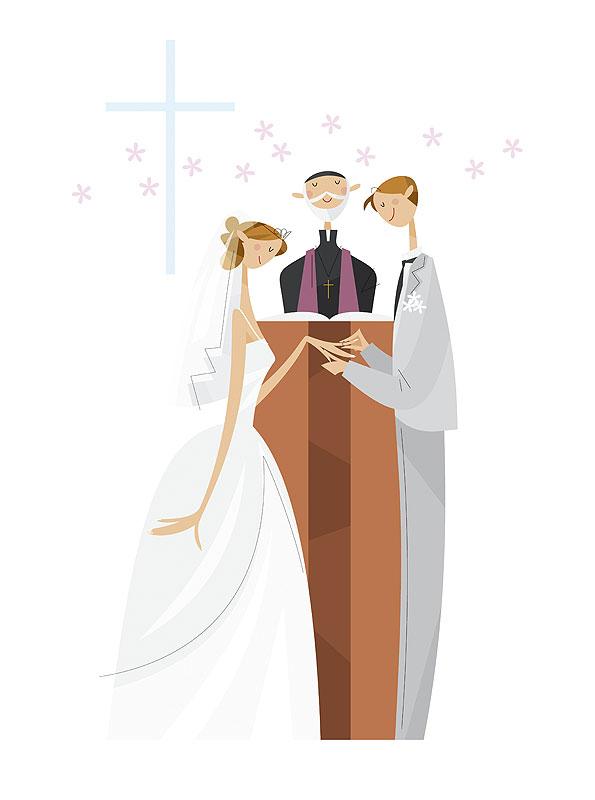 友達居ない人の結婚