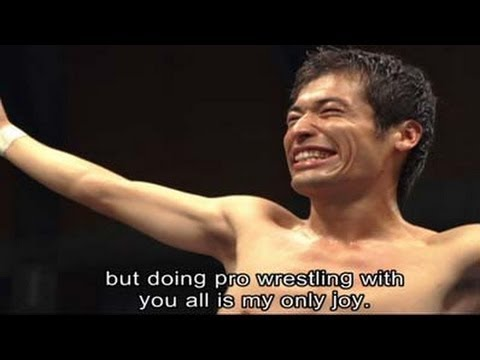 GACHI BOY WRESTLING WITH A MEMORY Trailer 【Fuji TV Official】 - YouTube