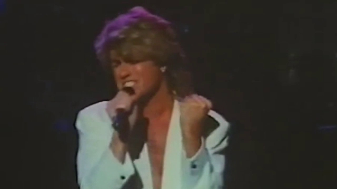 †  George Michael  R.I.P. ~ Careless Whisper ~ Live In China ~ Died at the age of 53 - YouTube