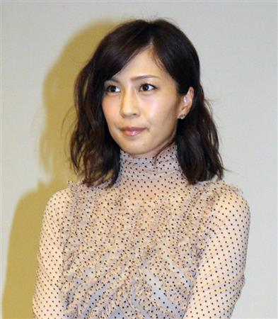 安田美沙子「結構どか食いしてたからなぁ」 食生活を反省