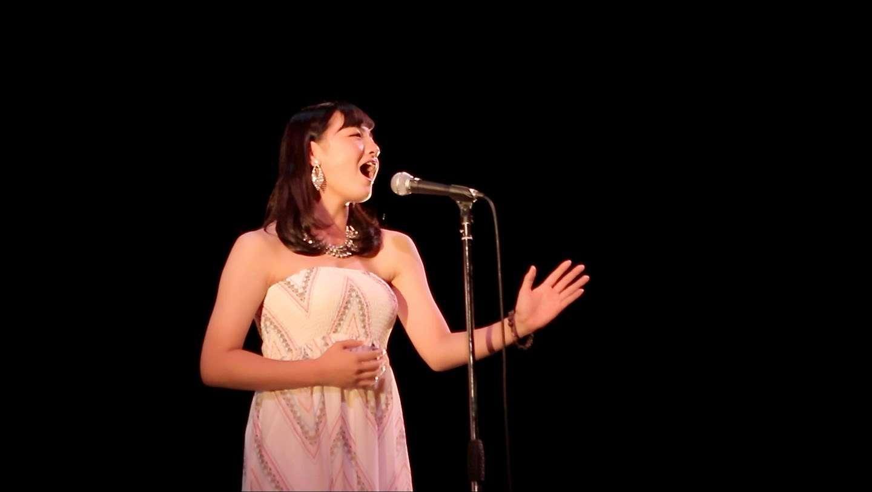 全国ゴスペルコンテスト ゴスペル甲子園2015|ボーカル部門 優勝|鈴木瑛美子 - YouTube