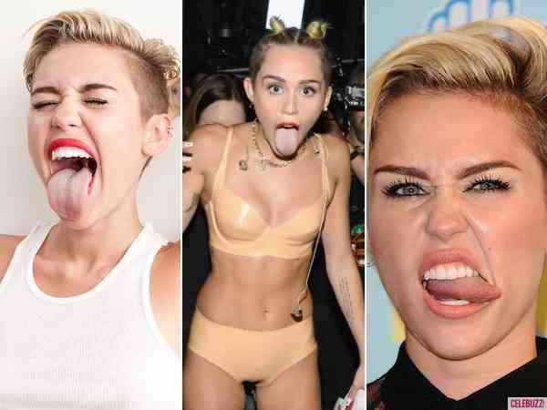 よく舌を出してる芸能人