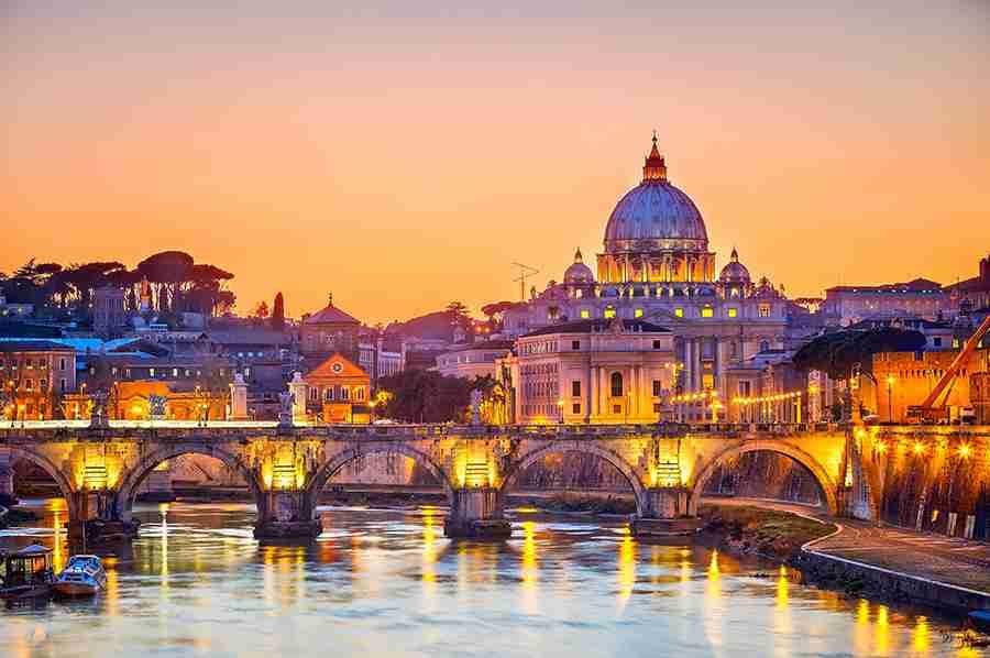 初!海外旅行〜イタリア〜