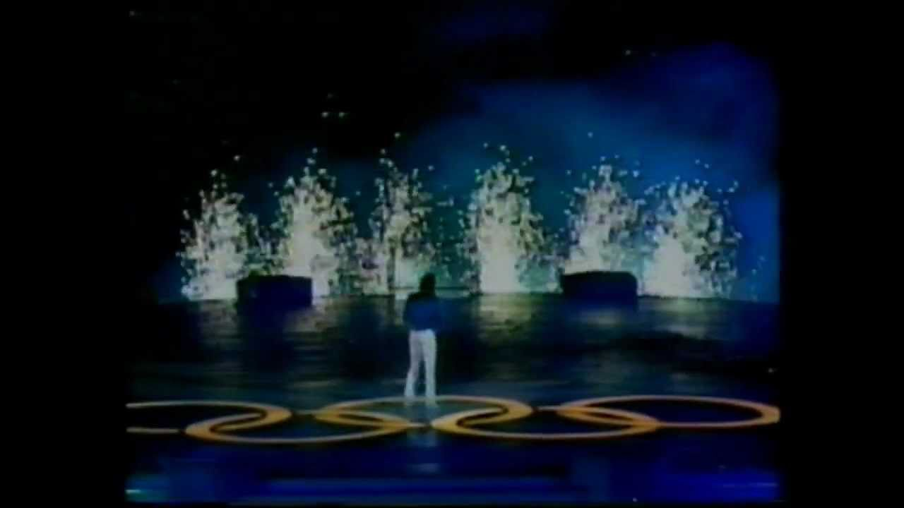 Lionel Richie - All Night Long - Olympic Games Los Angeles 1984 Closing Ceremony - YouTube