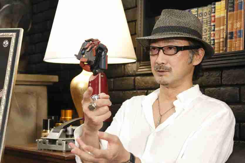声優の大塚明夫が再婚 セガール吹き替えなどで活躍