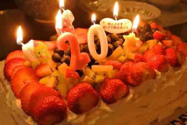 20歳の誕生日過ごし方
